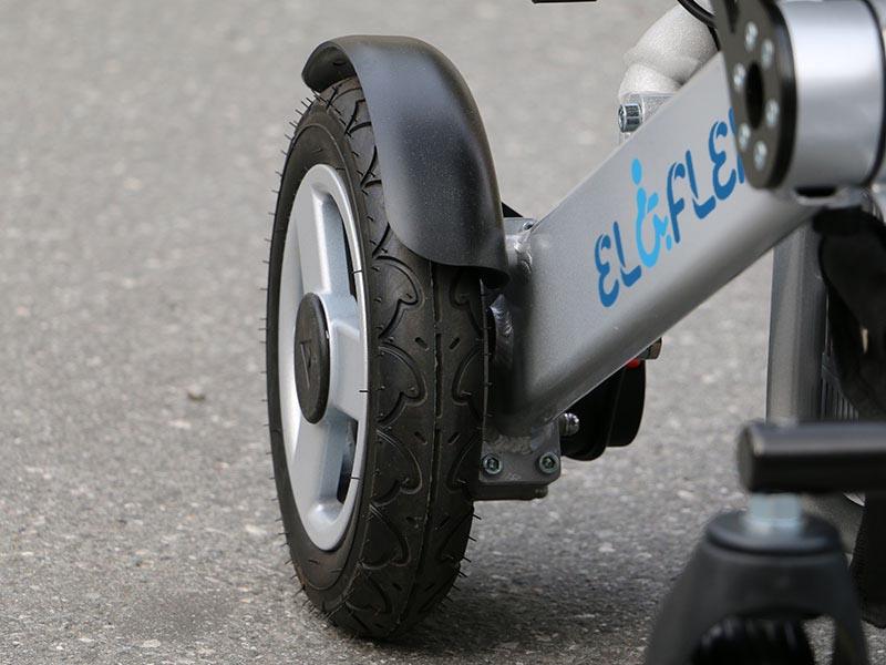 Eloflex roue