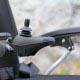 Eloflex est un fauteuil roulant électrique pliable unique ultra léger au design compact