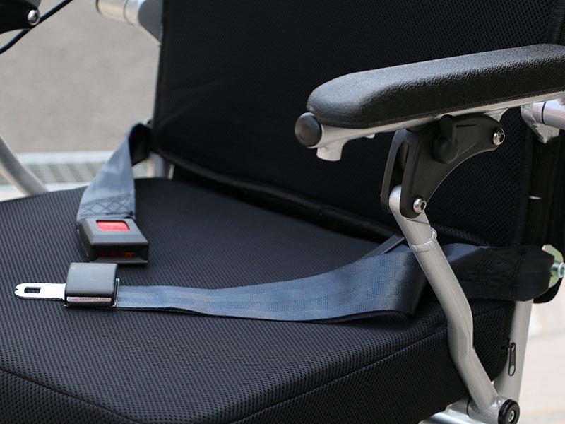 ceinture de sécurité de série