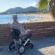 Eloflex a Majorque bord de mer