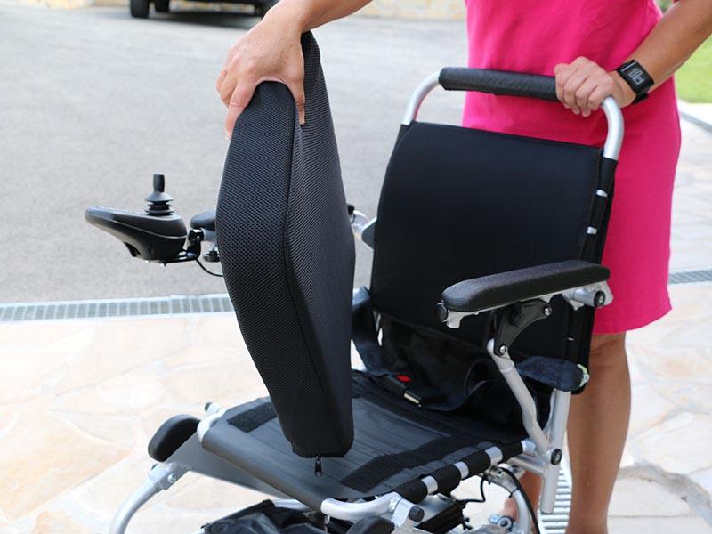 Eloflex coussin d'assise amovible