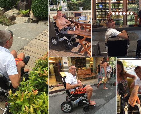 eloflex en vacances en Thailande