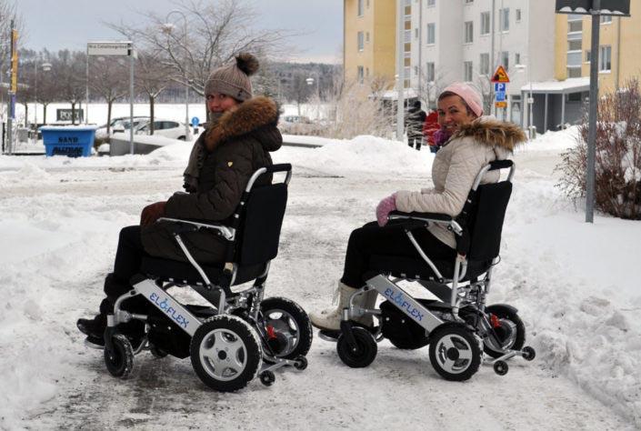 Eloflex est avec vous aussi en hiver