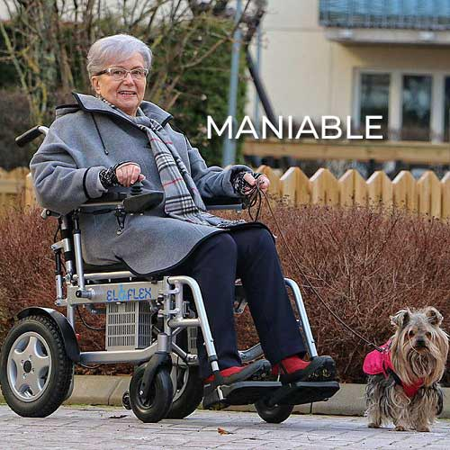 Eloflex maniable