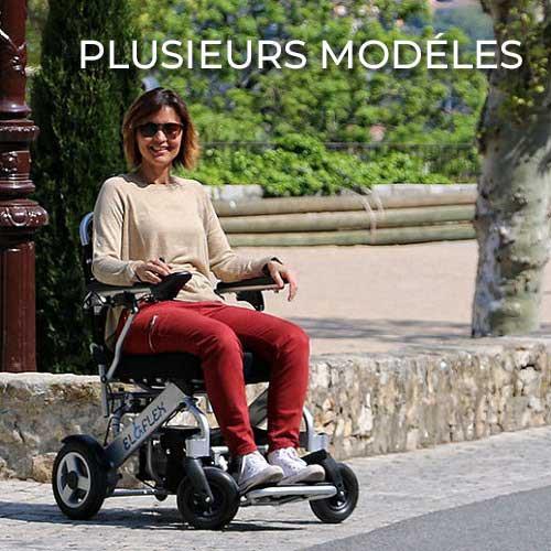 Eloflex plusieurs modèles