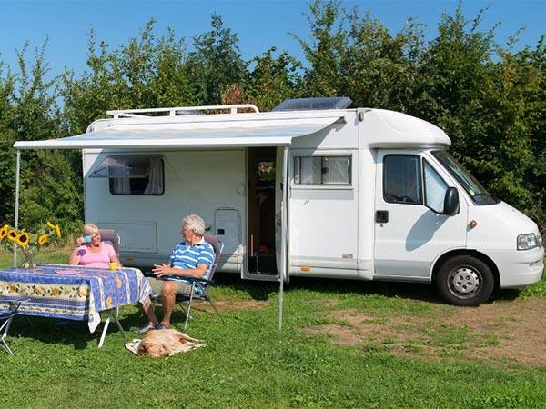 eloflex pour faire du camping