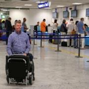 Eloflex pour prendre l'avion