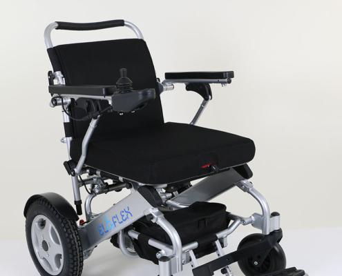 fauteuil roulant électrique pliable Eloflex