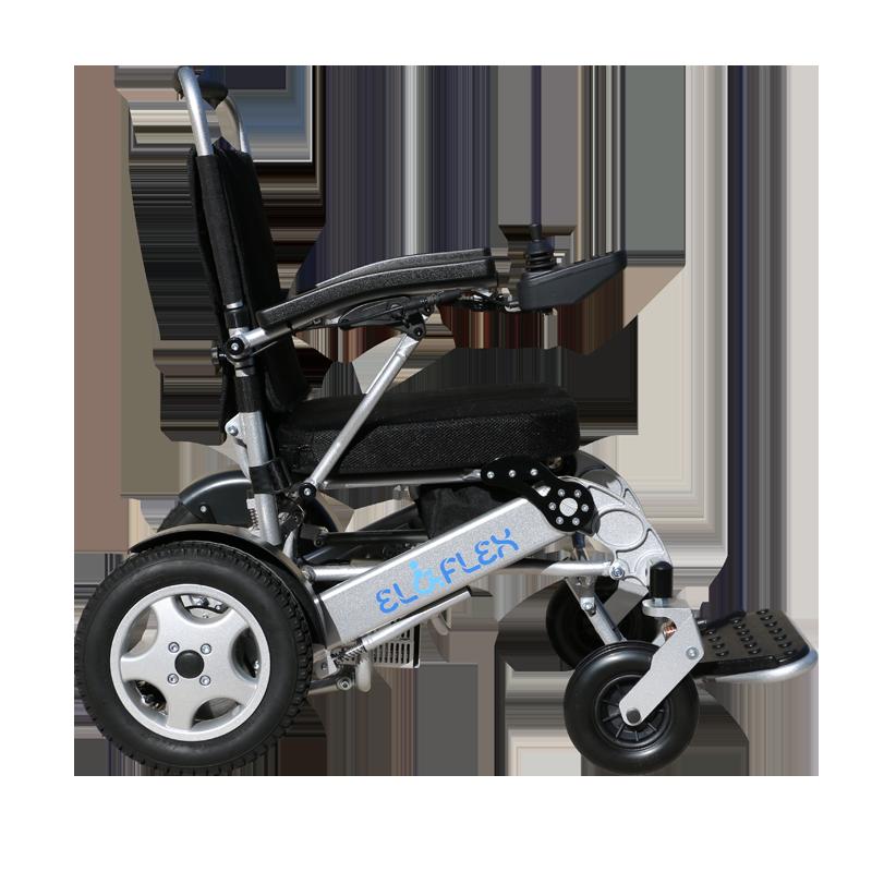 fauteuil roulant électrique pliable Eloflex D2