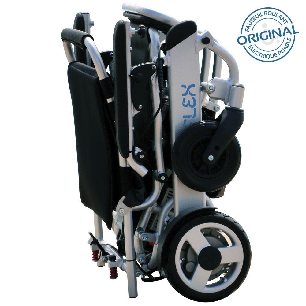 fauteuil roulant électrique pliable Eloflex l'original