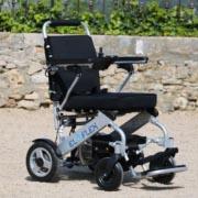 fauteuil roulant électrique pliable Eloflex modèle L