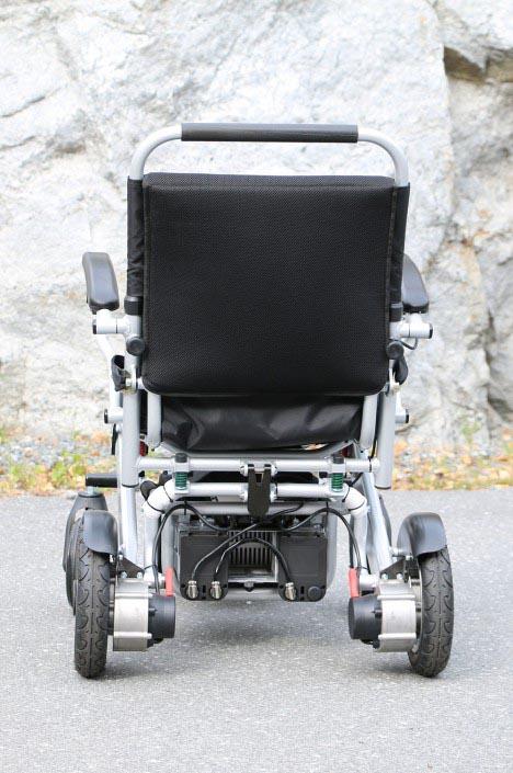 fauteuils roulants électriques pliables Eloflex légers et fiables