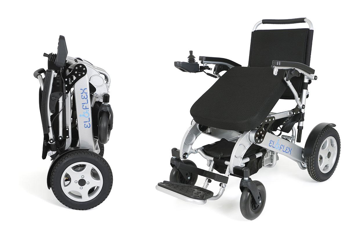 modèle P avec assise relevable électriquement