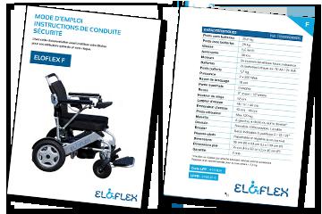 Notice Eloflex modèle F