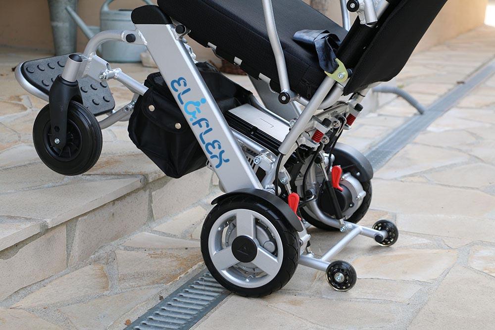Tous les Eloflex sont équipés d'un système de protection anti-basculement